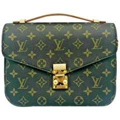 Brand New Louis Vuitton Pochette Metis - Mono