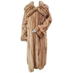 Brand new newyorker sable fur coat size 14