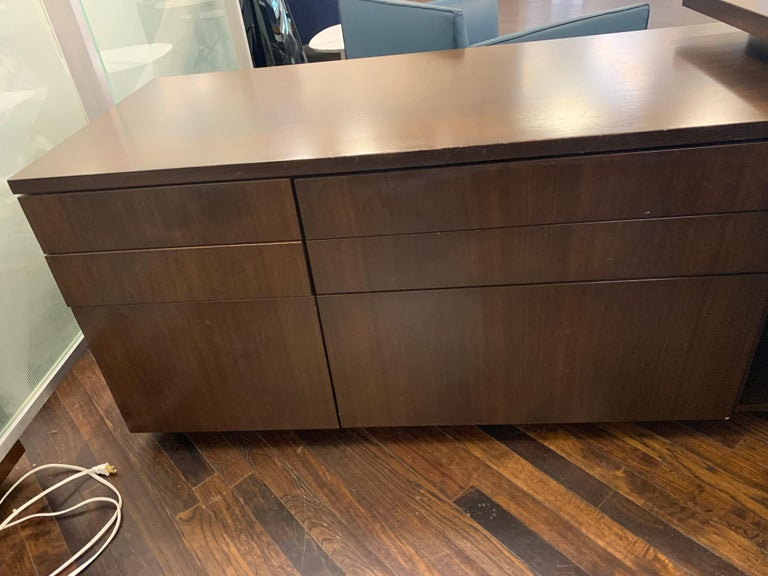 Brand Wood Desk For Sale 9