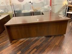 Brand Wood Desk