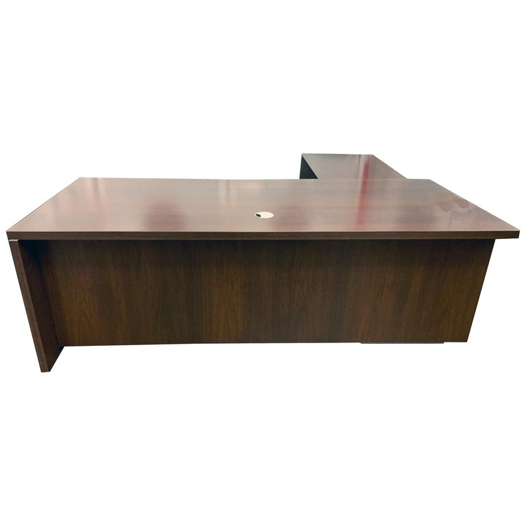 Brand Wood Desk For Sale