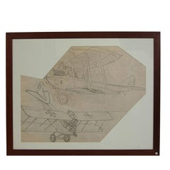 Brandenburg C I WWI Aircraft