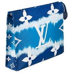 Brandnew Limited Edition 2020 Louis Vuitton Escale Poche Toilette