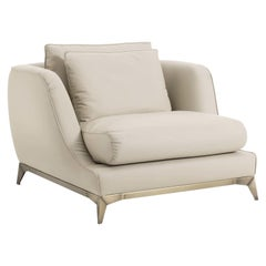 Brando Gray Armchair