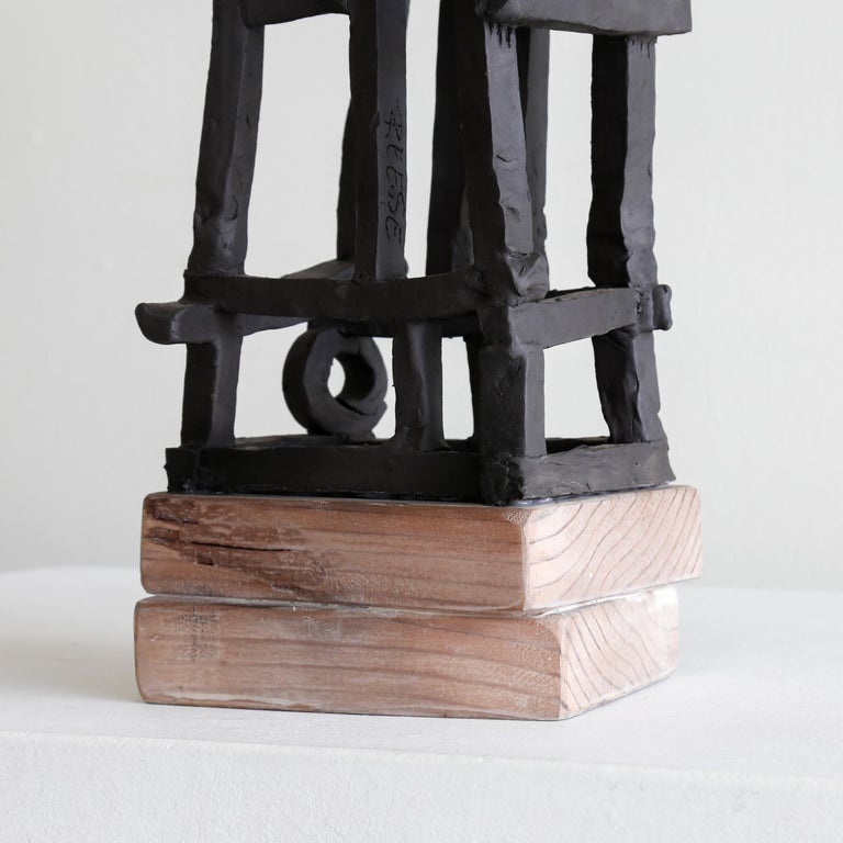 Dallin - Abstract Sculpture by Brandon Reese