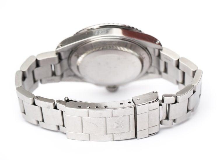 Contemporary Brandon Webb Rolex Submariner Diver's Wristwatch For Sale