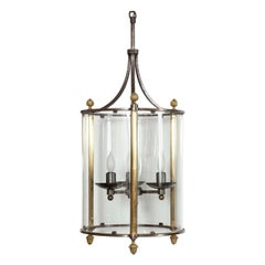 Brass and Bronze Lantern