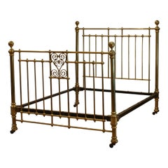 Brass Antique Bed MK198