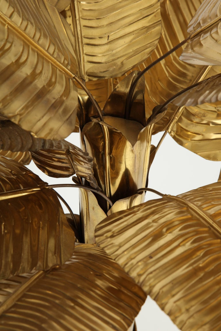 Brass Banana Tree For Sale 5