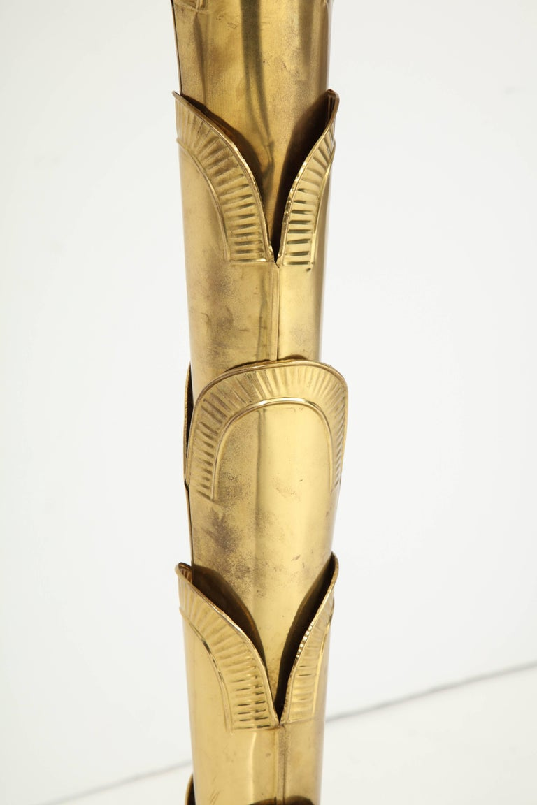Brass Banana Tree For Sale 1