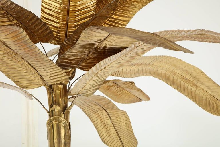 Brass Banana Tree For Sale 2