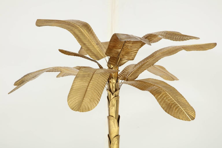 Brass Banana Tree For Sale 3