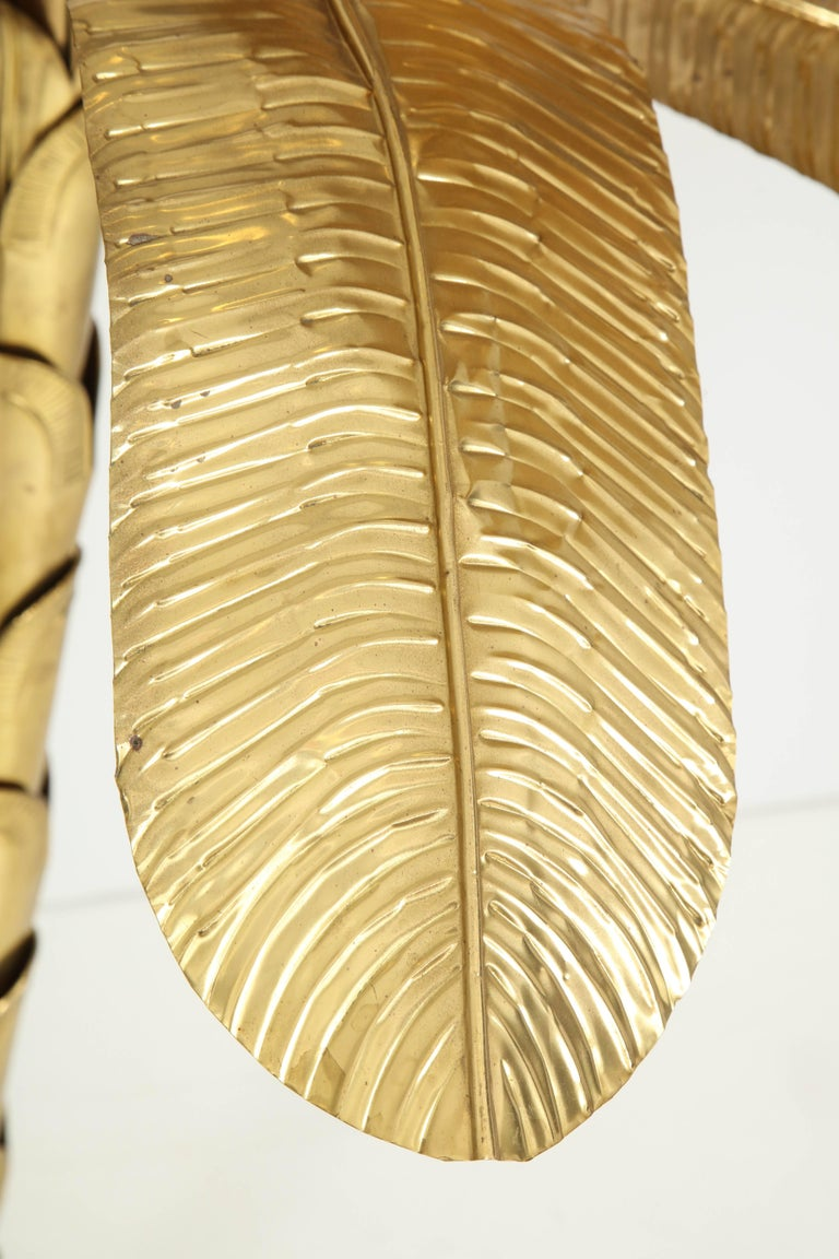 Brass Banana Tree For Sale 4