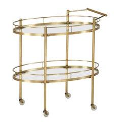 Brass Bart Cart by Maxwell Philipps