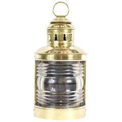 Brass Bow Lantern
