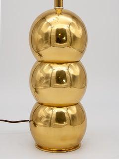 Brass Bubble Lamp