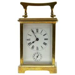 Ceramic Carriage Clocks and Travel Clocks