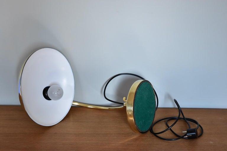 Brass Christian Dell Table Lamp 6631 Desk Lamp by Kaiser Idell Bauhaus, Germany For Sale 6