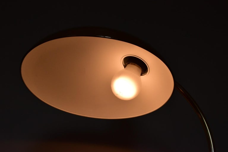 Brass Christian Dell Table Lamp 6631 Desk Lamp by Kaiser Idell Bauhaus, Germany For Sale 3