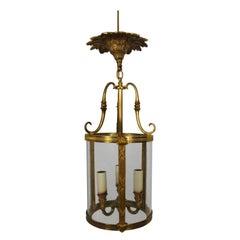 Brass Classical Small Lantern