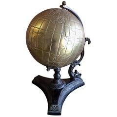 Brass Desk Globe