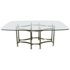Brass Dining Table FINAL CLEARANCE SALE