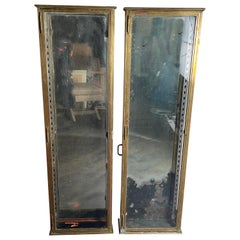 Brass Display Cabinets Case / Store Fixture