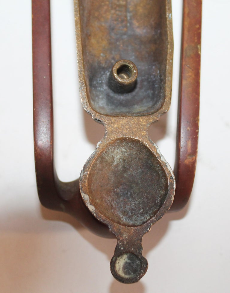 Brass Door Knocker For Sale 4