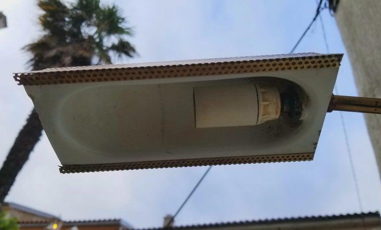 Brass Floor Lamp For Sale 1