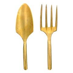 Brass Garden Tools