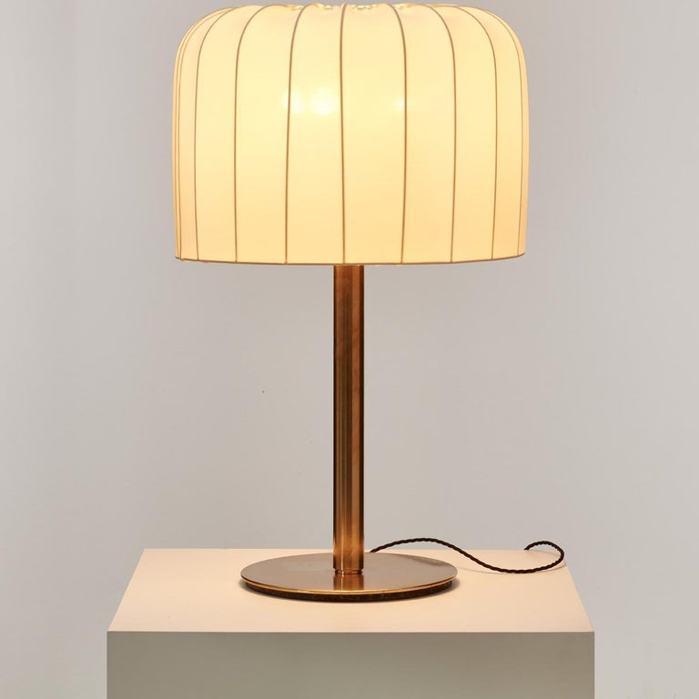 Brass Lamp Attributed to Josef Frank For Sale 1