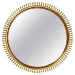 Brass Mirror, 1950s