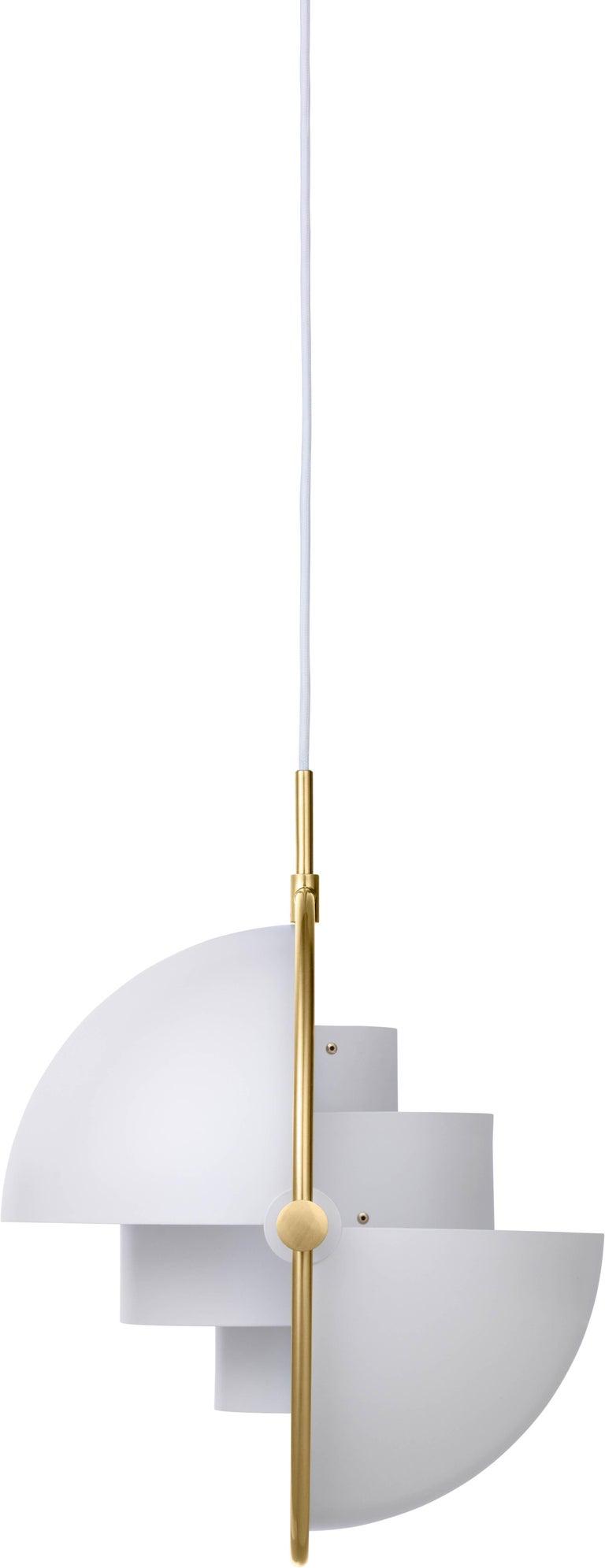 Brass multi light pendant louis weisdorf for sale at 1stdibs post modern brass multi light pendant louis weisdorf for sale aloadofball Gallery