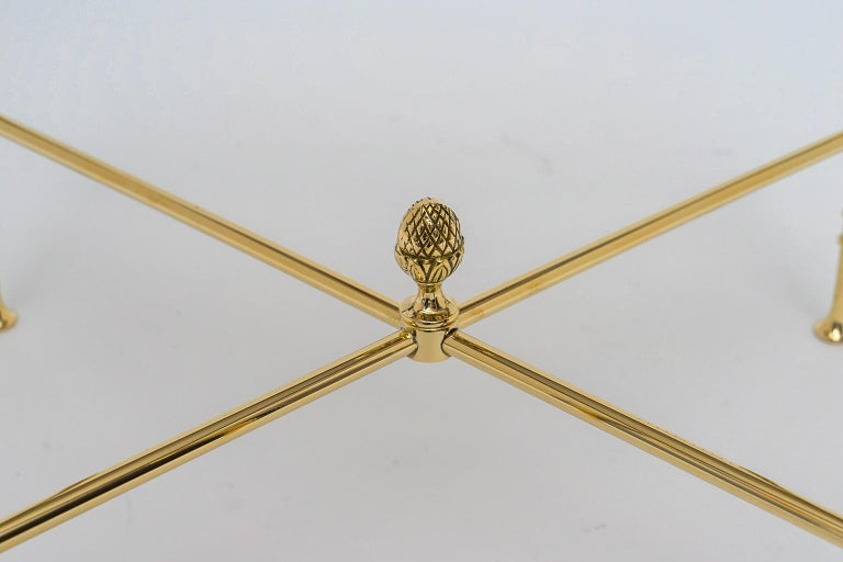 Brass Nesting Tables For Sale 6