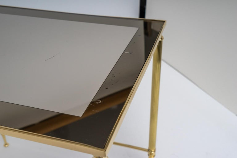 Brass Nesting Tables For Sale 11