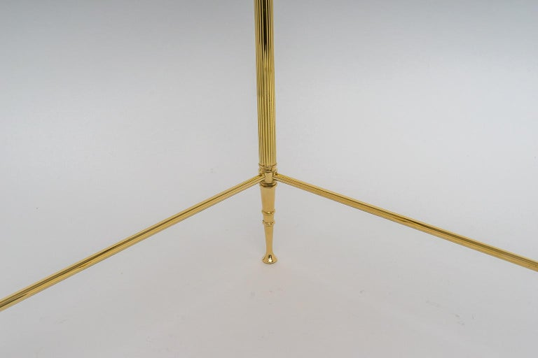 Brass Nesting Tables For Sale 12