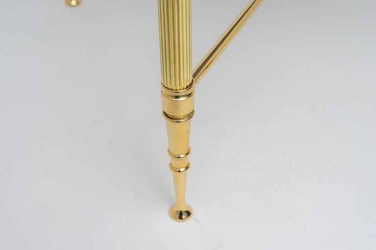 Brass Nesting Tables For Sale 13