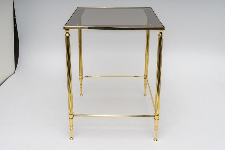 Brass Nesting Tables For Sale 1