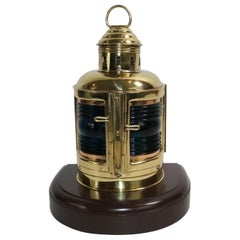 Brass Perko Ships Lantern