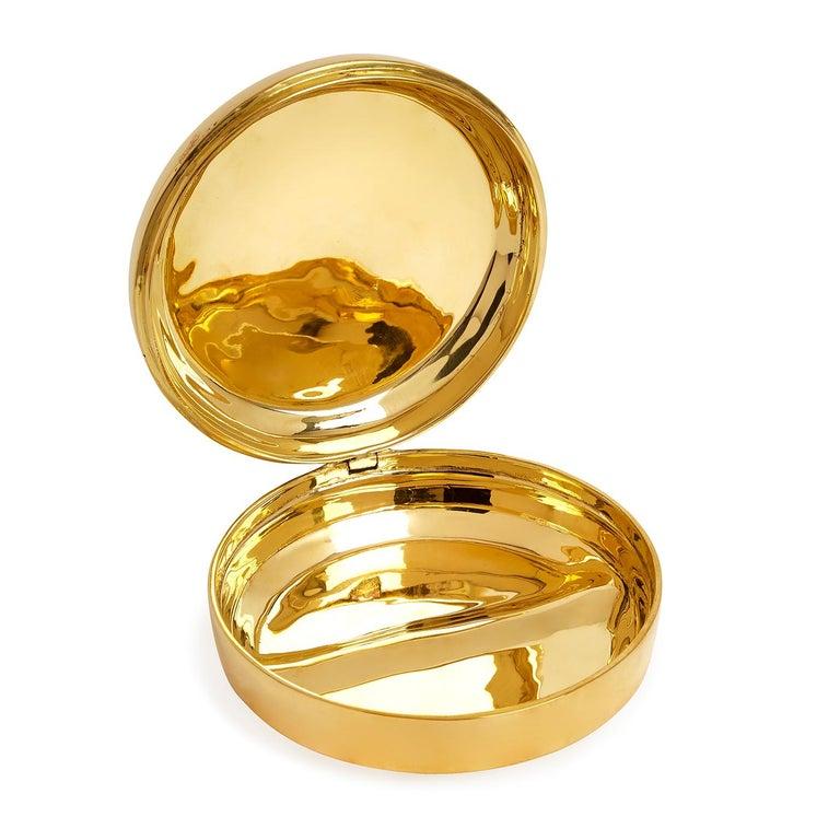 Brass Pill Box Set For Sale 1
