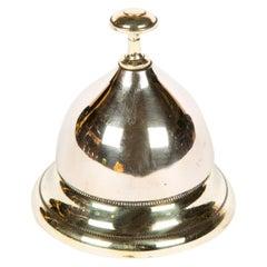 Brass Reception Desk Counter Bell