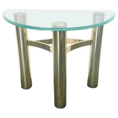 Brass Side Table FINAL CLEARANCE SALE
