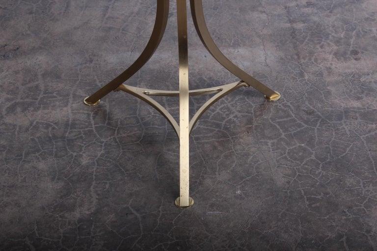 Brass Stool by John Stewart For Sale 2