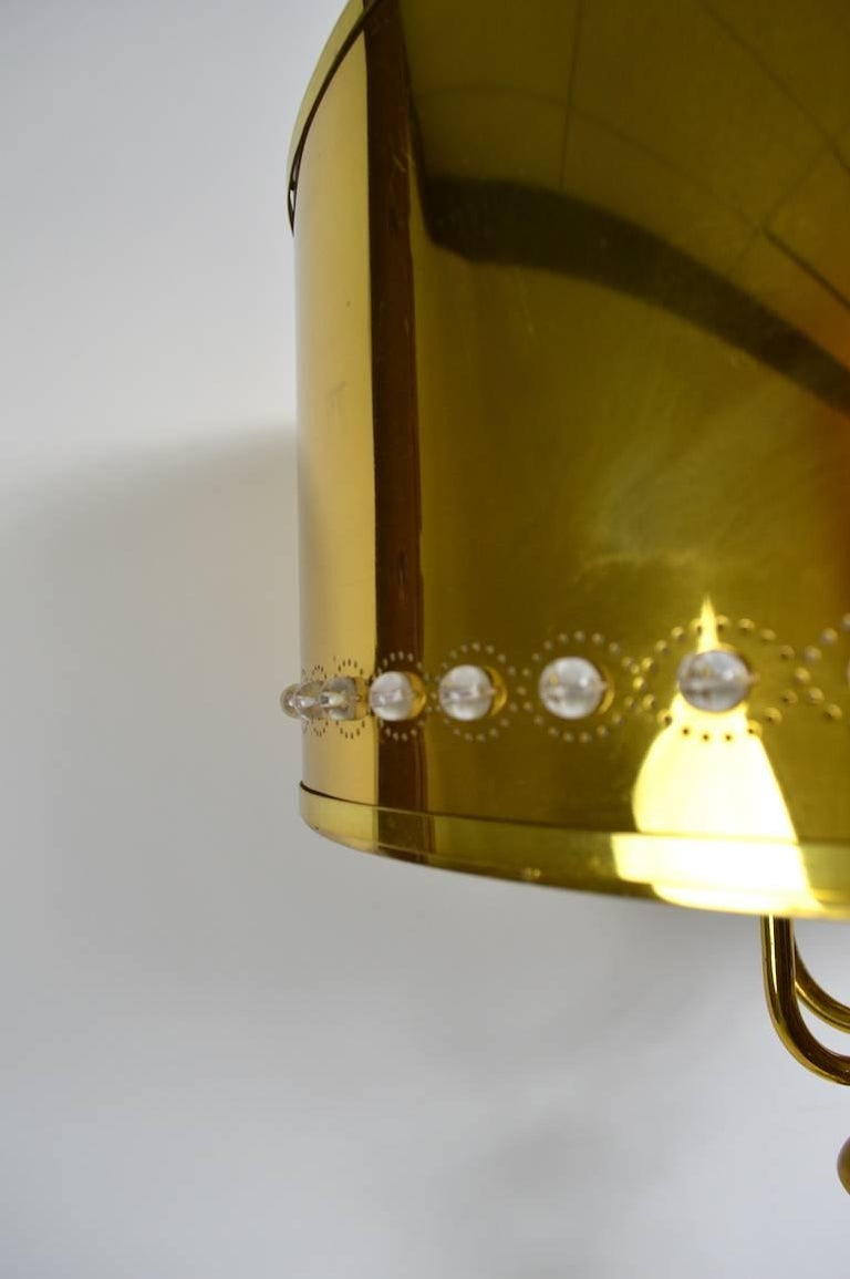 Brass Table Lamp After Tommi Parzinger For Sale At 1stdibs