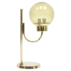 Brass Table Lamp by Bergboms, Model B-090, 1970s