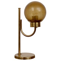 Brass Table Lamp by Bergboms Model B-090