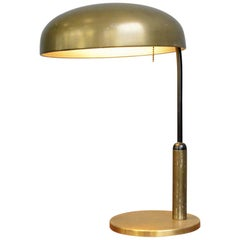Brass Table Lamp by Erpe, circa 1930s