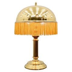 Brass Table Lamp by Sölken, 1970s