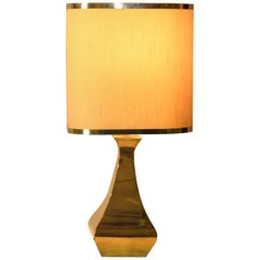 Brass Table Lamp by Tonello / Montagna Grillo, 1970s