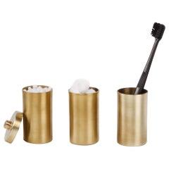 Brass Vessels (set of 3)